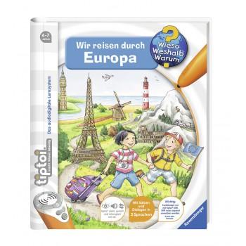 Libro Viajando por Europa