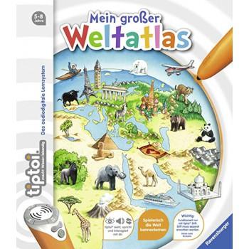 CA R00598 Tiptoi Weltatlas