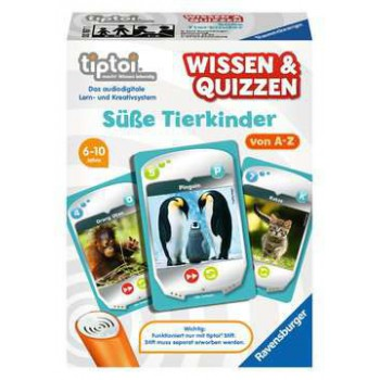 Tiptoi Saber y Quizz :...