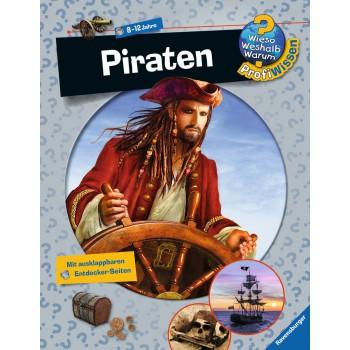 Libro temático : Piratas