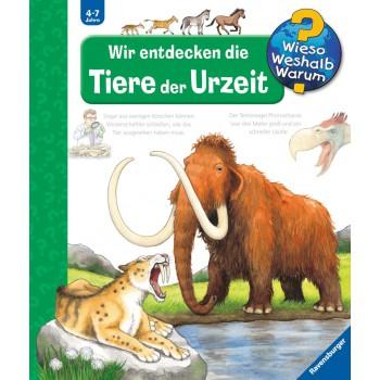 Descubriendo los animales...