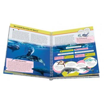 Libro temático : Tiburones,...