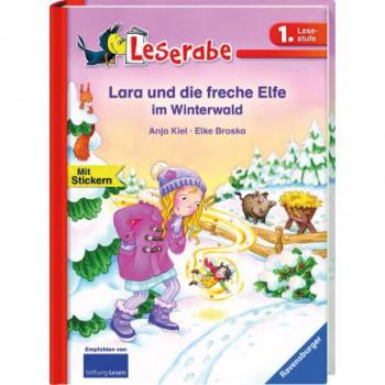 Lara y Elfo en el Bosque de...
