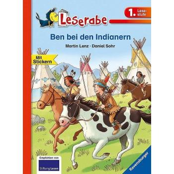 Ben disfruta con los indios