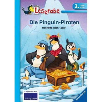 Los Pingüinos piratas