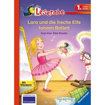 Lara y Elfo bailan Ballet