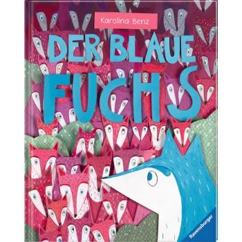 El zorro azul