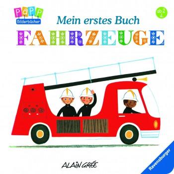 Mi primer libro Vehículos