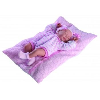 Cris Bebé con ropita rosada...