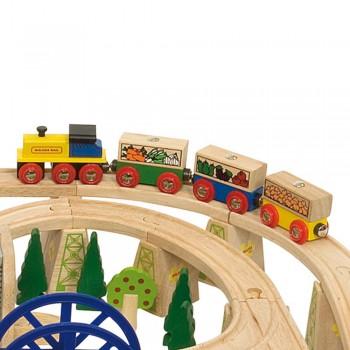 Set de Trenes Mercancías