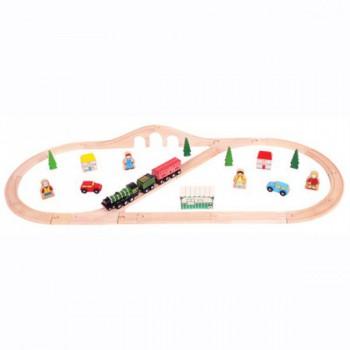 Set de Trenes modelo...