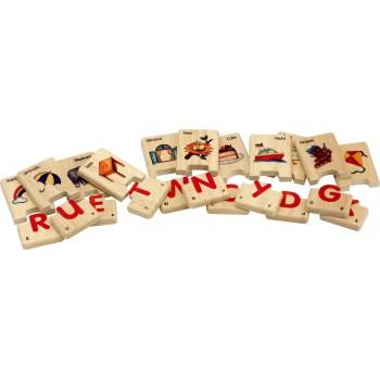 Rompecabezas del alfabeto