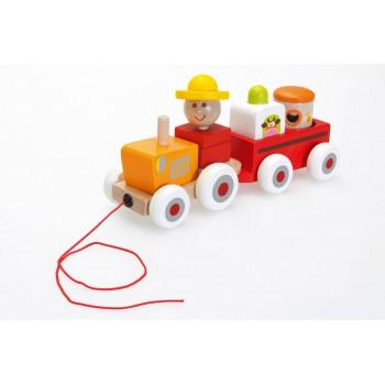Tractor multi actividad