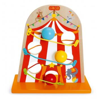 Pista de bolas Circo