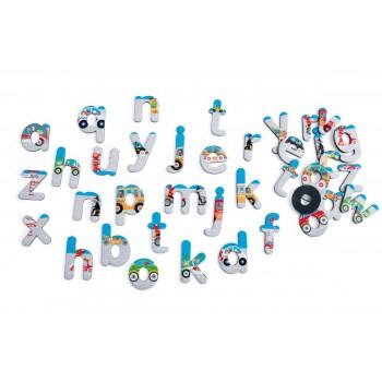 Letras magnéticas ABC City