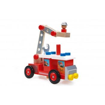 Camion de bomberos de...
