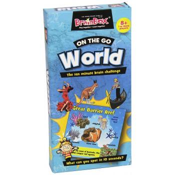 Brainbox World on the go