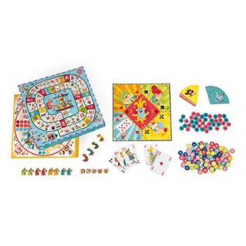 Caja multi juegos de mesa...