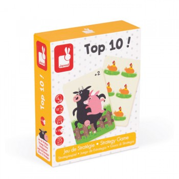 Top 10  Juego de mesa