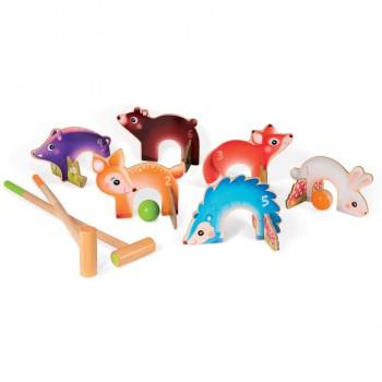 Croquet Animales del Bosque