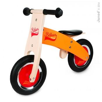 Bicicleta s/p naranja...