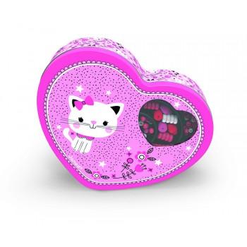 Cofre de 250 perlas Gato
