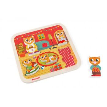 Chunky puzzle Sala
