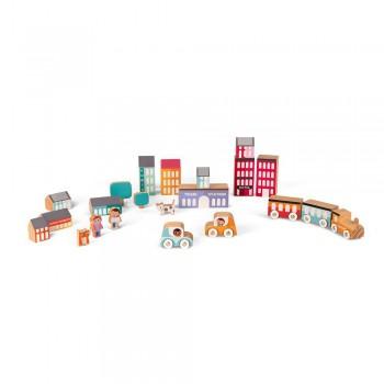 Kubix - 22 piezas ciudad