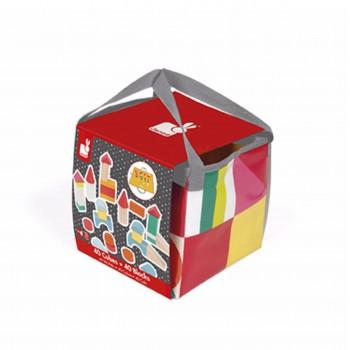 Kubix - 40 cubos de colores