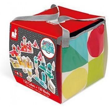 Kubix - 120 cubos de colores