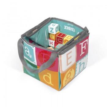 Kubix - 40 cubos (letras y...