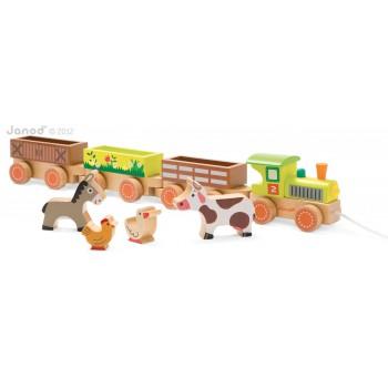 Tren baby Granja