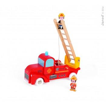 Story Camión de bomberos...