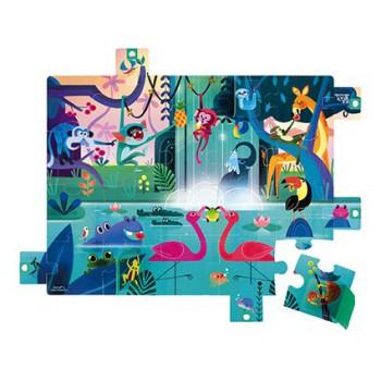Puzzle Sorpresa Fiesta en...