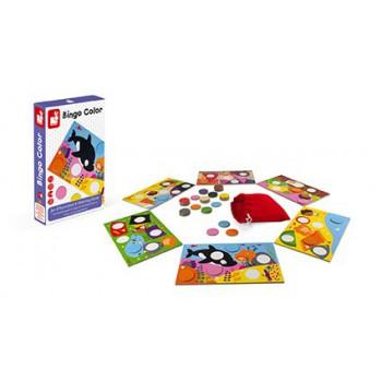 Bingo Color  Juego de...