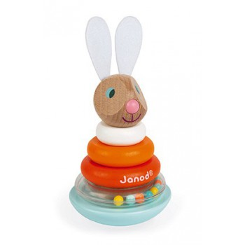 Conejo de Encaje y Balance