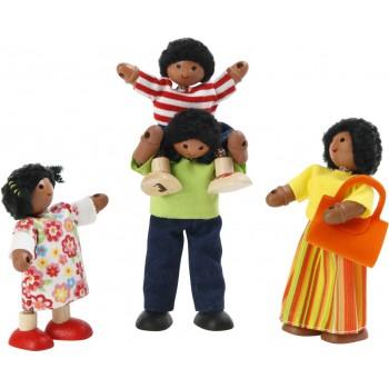 Familia afro americana