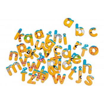 Letras Magnéticas ABC Safari