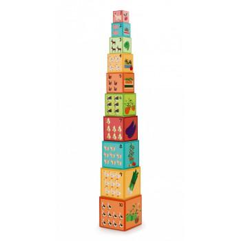 Torre de encaje Jumbo Granja