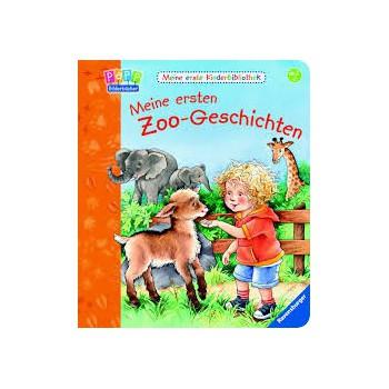 Mis primeras historias del zoo
