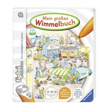 Libro Mi gran libro de Wimmel