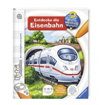 Libro Descubriendo los trenes