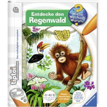 Libro Descubriendo la selva