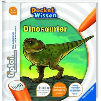 Tiptoi de bolsillo Dinosaurios