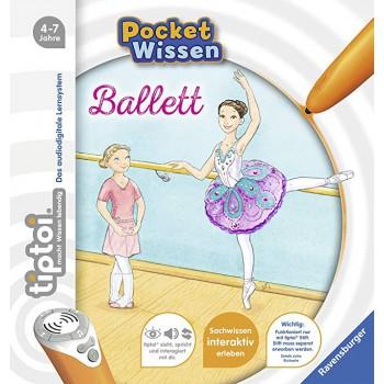 Tiptoi de bolsillo Ballet