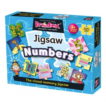 Numbers Jigsaw