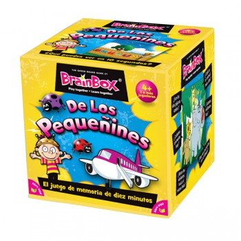 Brainbox Los Pequeñines