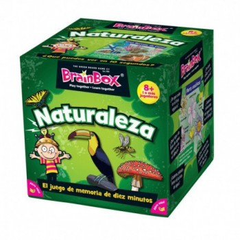 Brainbox Naturaleza
