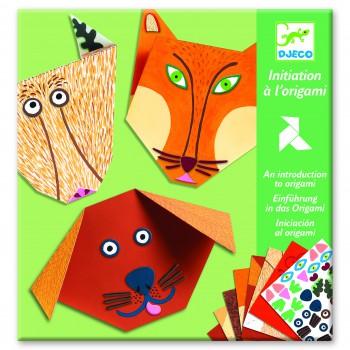 Papel de Origami Animales