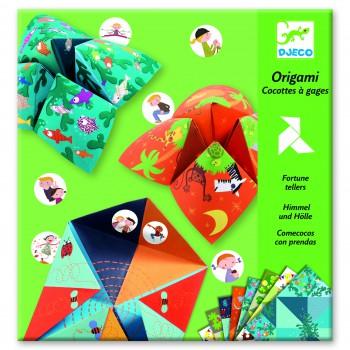 Papel de Origami Saleros...